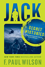 jack the secret histories